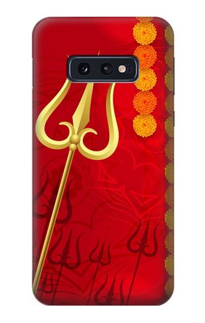 S3788 Shiv Trishul Case For Samsung Galaxy S10e