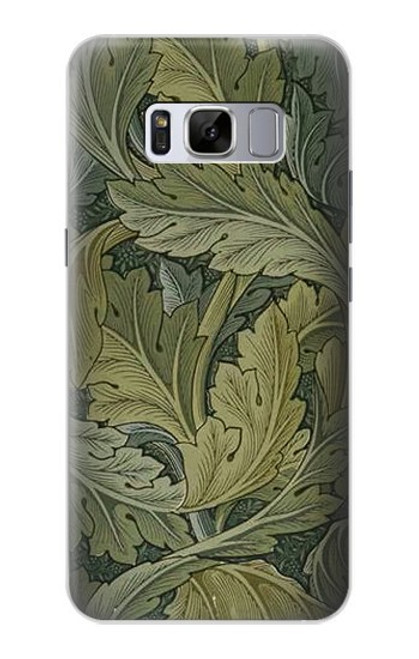 S3790 William Morris Acanthus Leaves Case For Samsung Galaxy S8