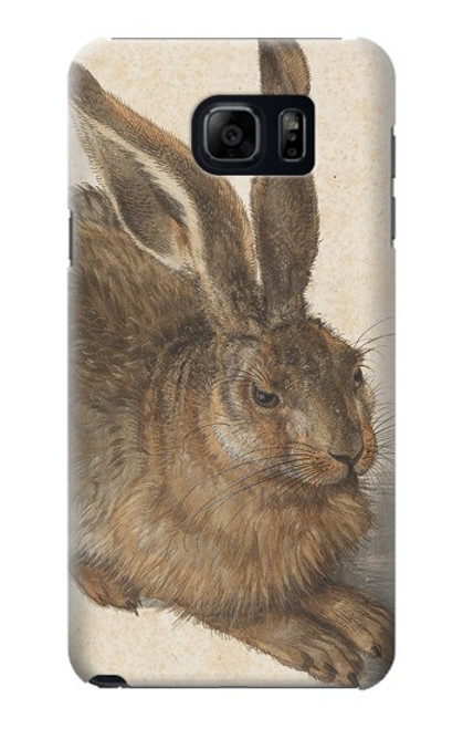 S3781 Albrecht Durer Young Hare Case For Samsung Galaxy S6 Edge Plus