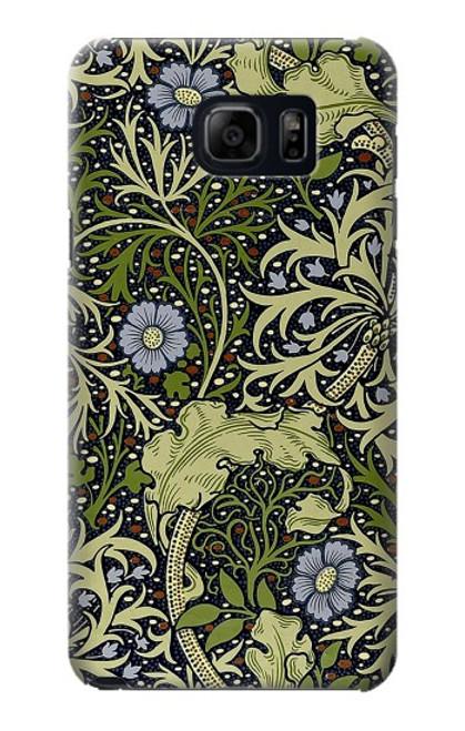 S3792 William Morris Case For Samsung Galaxy S6 Edge Plus