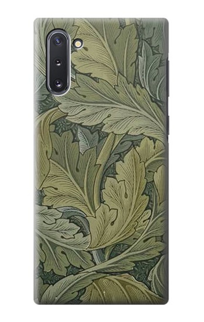 S3790 William Morris Acanthus Leaves Case For Samsung Galaxy Note 10