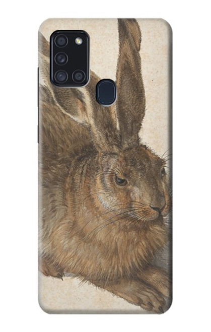 S3781 Albrecht Durer Young Hare Case For Samsung Galaxy A21s