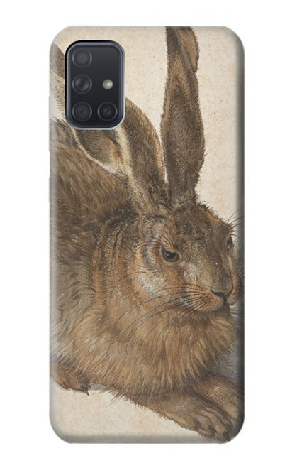 S3781 Albrecht Durer Young Hare Case For Samsung Galaxy A71