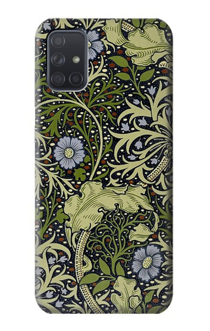 S3792 William Morris Case For Samsung Galaxy A71