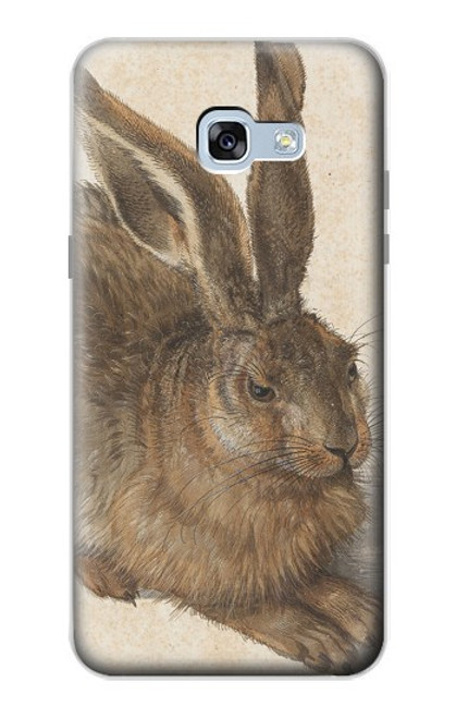 S3781 Albrecht Durer Young Hare Case For Samsung Galaxy A5 (2017)