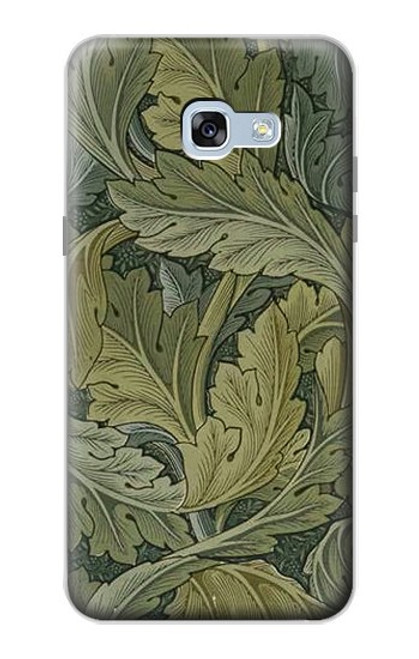 S3790 William Morris Acanthus Leaves Case For Samsung Galaxy A5 (2017)