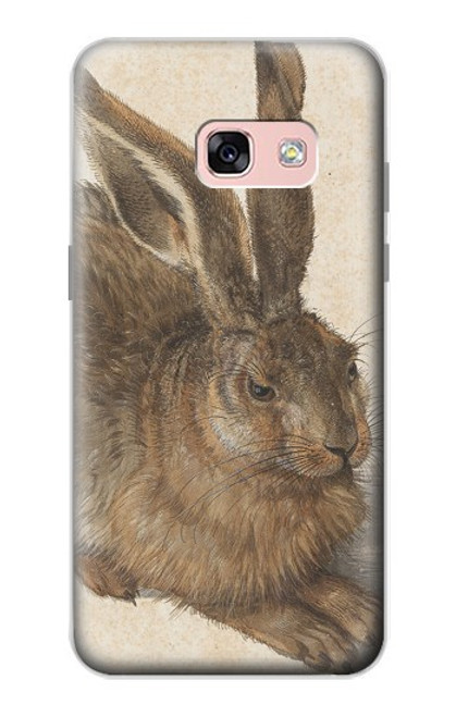 S3781 Albrecht Durer Young Hare Case For Samsung Galaxy A3 (2017)