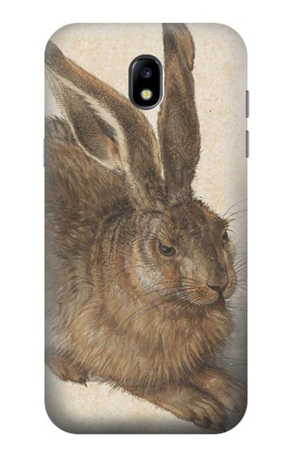 S3781 Albrecht Durer Young Hare Case For Samsung Galaxy J5 (2017) EU Version