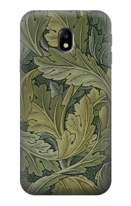 S3790 William Morris Acanthus Leaves Case For Samsung Galaxy J3 (2017) EU Version