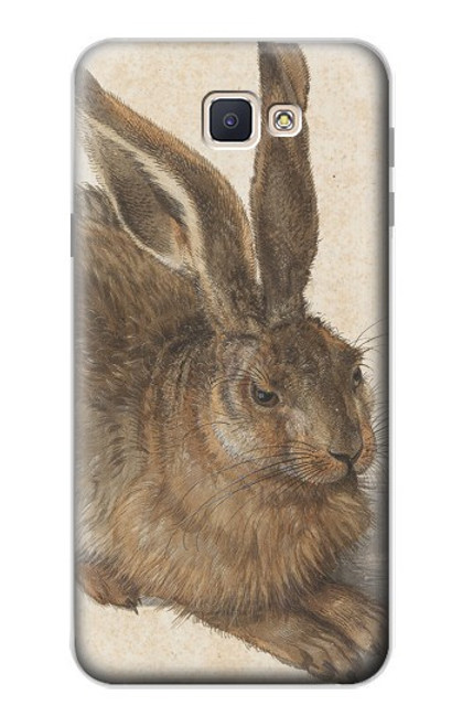 S3781 Albrecht Durer Young Hare Case For Samsung Galaxy J7 Prime (SM-G610F)