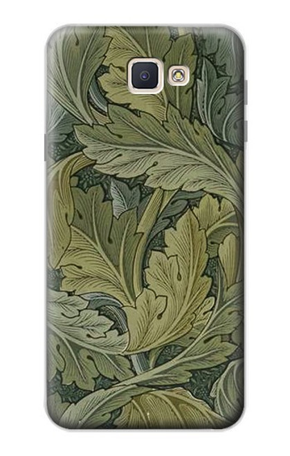 S3790 William Morris Acanthus Leaves Case For Samsung Galaxy J7 Prime (SM-G610F)