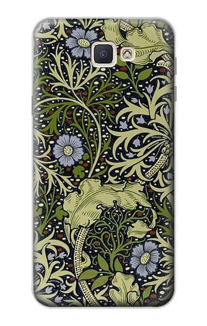 S3792 William Morris Case For Samsung Galaxy J7 Prime (SM-G610F)