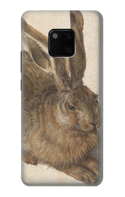 S3781 Albrecht Durer Young Hare Case For Huawei Mate 20 Pro