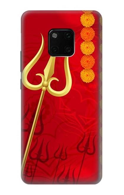 S3788 Shiv Trishul Case For Huawei Mate 20 Pro
