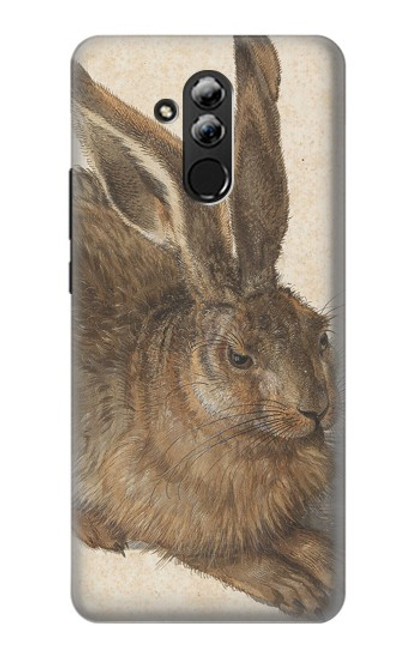 S3781 Albrecht Durer Young Hare Case For Huawei Mate 20 lite