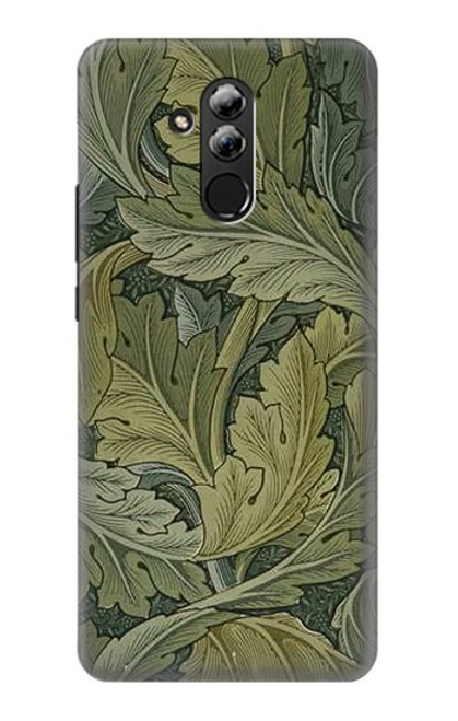 S3790 William Morris Acanthus Leaves Case For Huawei Mate 20 lite