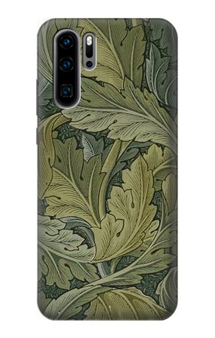 S3790 William Morris Acanthus Leaves Case For Huawei P30 Pro
