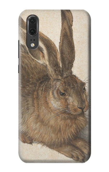 S3781 Albrecht Durer Young Hare Case For Huawei P20
