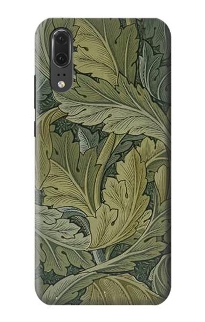 S3790 William Morris Acanthus Leaves Case For Huawei P20