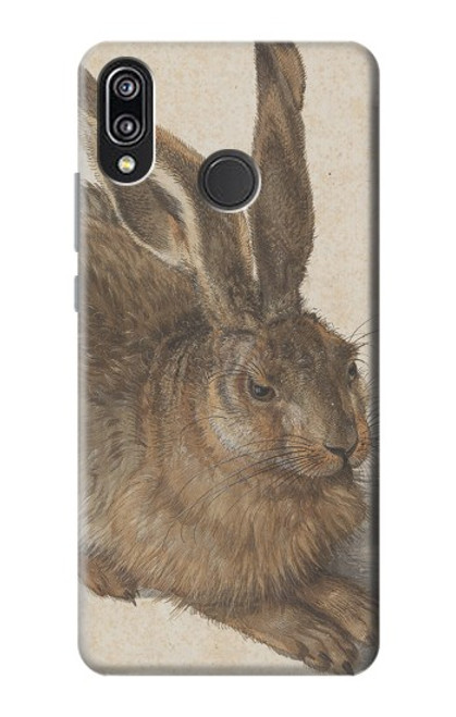S3781 Albrecht Durer Young Hare Case For Huawei P20 Lite