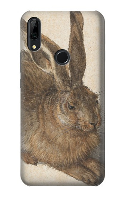 S3781 Albrecht Durer Young Hare Case For Huawei P Smart Z, Y9 Prime 2019