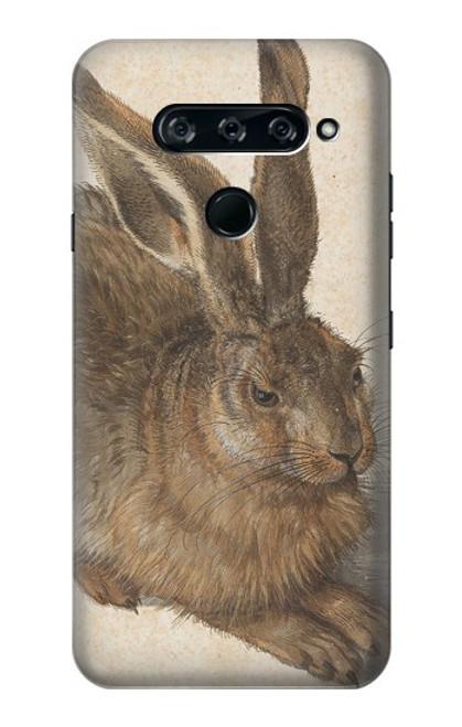 S3781 Albrecht Durer Young Hare Case For LG V40, LG V40 ThinQ