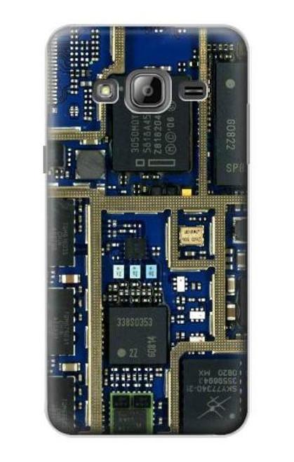 S0063 Curcuid Board Case For Samsung Galaxy J3 (2016)