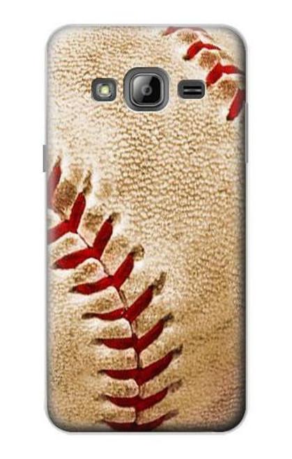 S0064 Baseball Case For Samsung Galaxy J3 (2016)