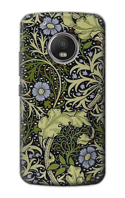 S3792 William Morris Case For Motorola Moto G5 Plus