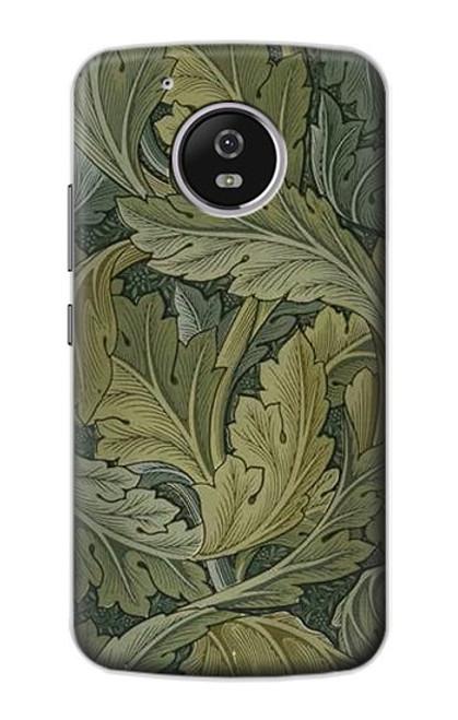 S3790 William Morris Acanthus Leaves Case For Motorola Moto G5