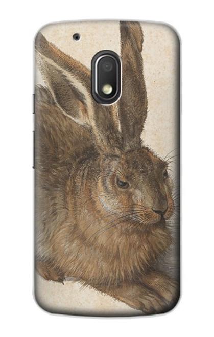S3781 Albrecht Durer Young Hare Case For Motorola Moto G4 Play