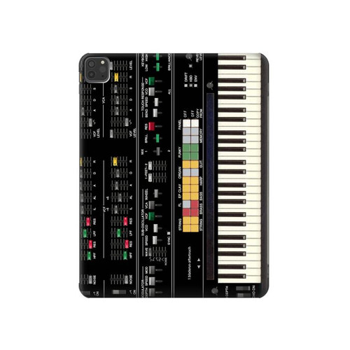 S0061 Synthesizer Hard Case For iPad Pro 11 (2018,2020), iPad Air 4 (2020), iPad Air (2020)