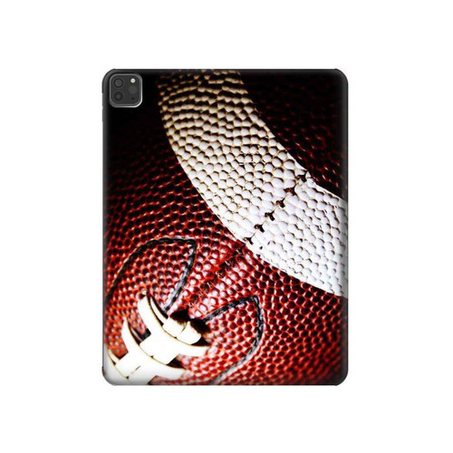 S0062 American Football Hard Case For iPad Pro 11 (2018,2020), iPad Air 4 (2020), iPad Air (2020)