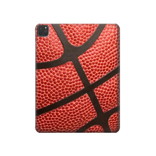 S0065 Basketball Hard Case For iPad Pro 11 (2018,2020), iPad Air 4 (2020), iPad Air (2020)