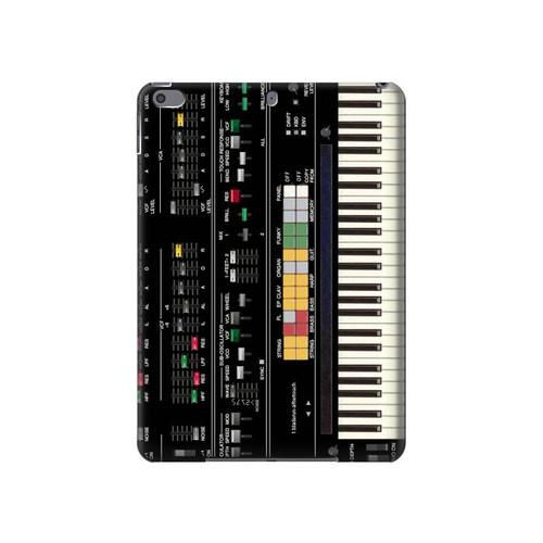 S0061 Synthesizer Hard Case For iPad Air 3, iPad Pro 10.5, iPad 10.2 (2019,2020)