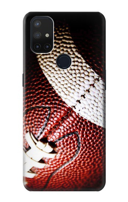 S0062 American Football Case For OnePlus Nord N10 5G