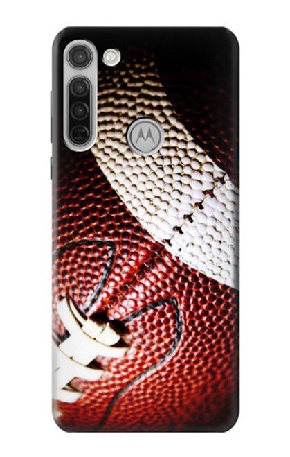 S0062 American Football Case For Motorola Moto G8