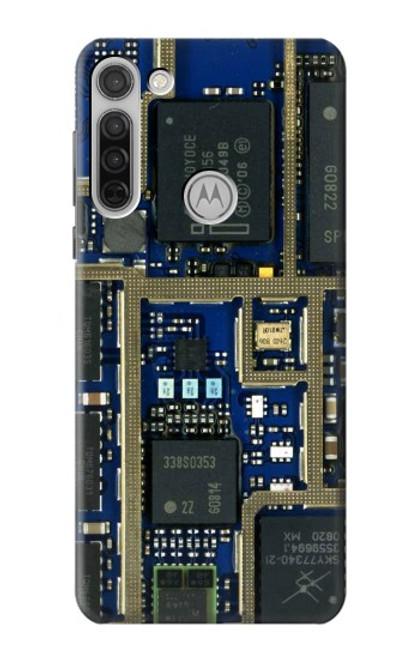S0063 Curcuid Board Case For Motorola Moto G8