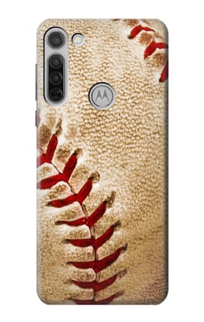 S0064 Baseball Case For Motorola Moto G8