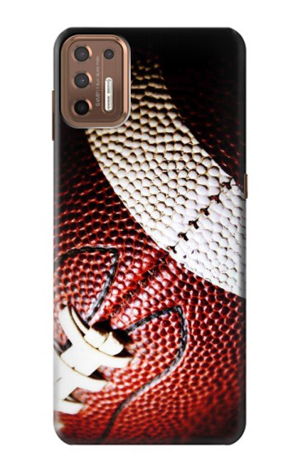 S0062 American Football Case For Motorola Moto G9 Plus