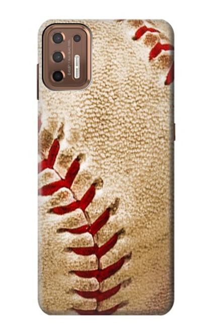 S0064 Baseball Case For Motorola Moto G9 Plus