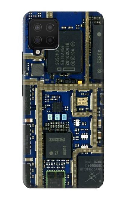 S0063 Curcuid Board Case For Samsung Galaxy A42 5G