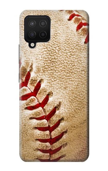 S0064 Baseball Case For Samsung Galaxy A12