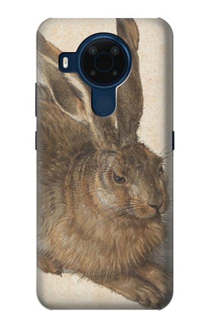 S3781 Albrecht Durer Young Hare Case For Nokia 5.4