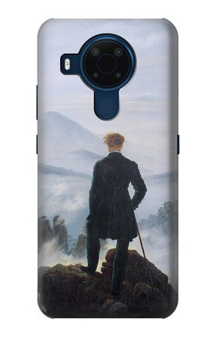 S3789 Wanderer above the Sea of Fog Case For Nokia 5.4