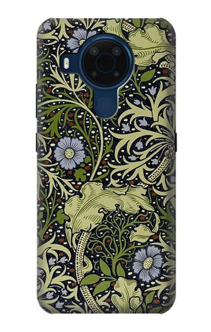S3792 William Morris Case For Nokia 5.4