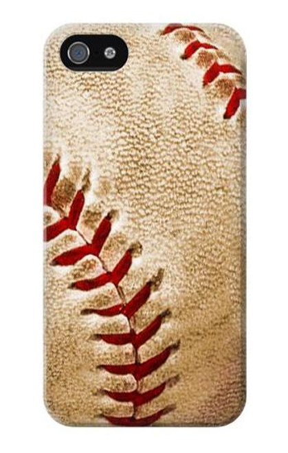 S0064 Baseball Case For iPhone 5 5S SE