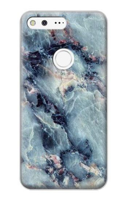 S2689 Blue Marble Texture Graphic Printed Case For Google Pixel XL