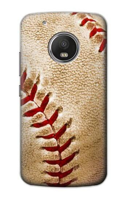 S0064 Baseball Case For Motorola Moto G5 Plus