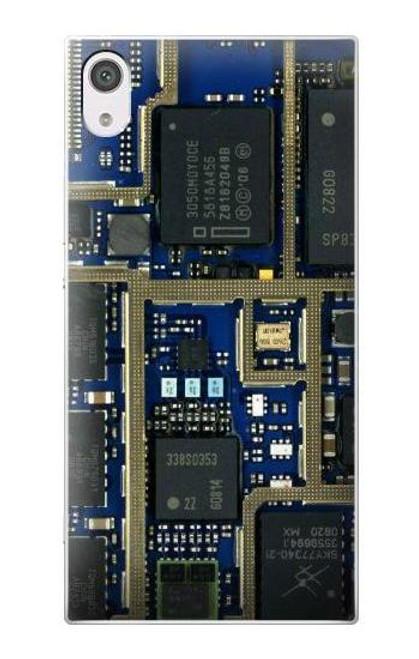 S0063 Curcuid Board Case For Sony Xperia XA1